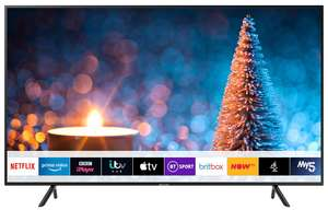 Samsung 55 Inch UE55RU7020 Smart 4K HDR LED TV - £399 @ Argos
