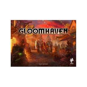 Gloomhaven 2nd printing £86.95 @ Magic Madhouse