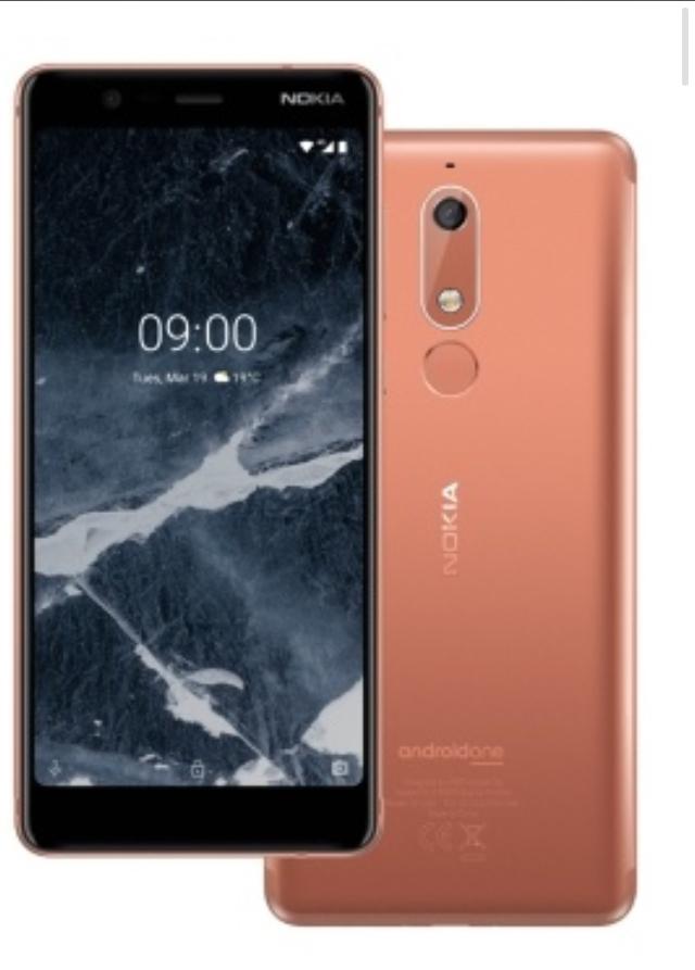 Nokia 5.1 Global version 3gb ram 32gb variant £73.70 @ TomTop