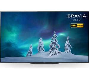 """Sony OLED AG9 55"""" Smart 4K Ultra HD HDR OLED TV £1949 @ Currys PC World"""