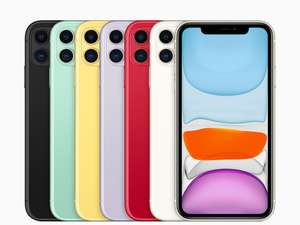 APPLE iPhone 11 - 64 GB Unlocked All Colours £699 Free Delivery / Click & Collect @ Currys PC World