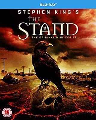 Stephen king's the stand blu ray £12.69 @ Amazon prime (£2.99 p&p non prime)