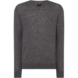 Howick 100% lambswool jumpers £12 +£4.99 delivery @ house of Fraser (free delivery over £50)