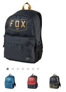 Fox legacy backpack (choice 4 colours) £13 + £2.95 postage @ tredz