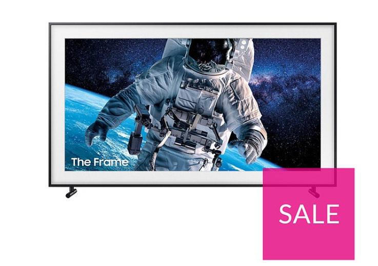 The Frame 43 Inch Art Mode QLED 4K HDR Smart TV (2019) £699 @ Very
