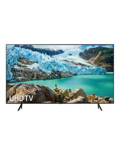 "Samsung UE55RU7020 55"" Smart 4K Ultra HD TV with HDR10+ and Apple TV £379 @ AO"