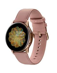 Samsung Galaxy Watch Active2 4G LTE Stainless Steel **44mm** - Black + Rose Gold £269 (£219 With Cashback) - Carphone Warehouse