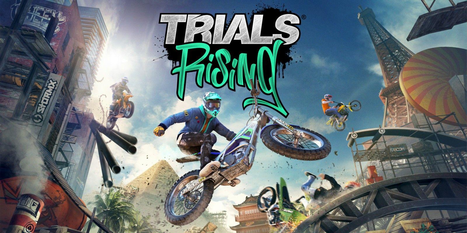 Trials Rising (digital) for Nintendo Switch £7.99 @ Nintendo eShop