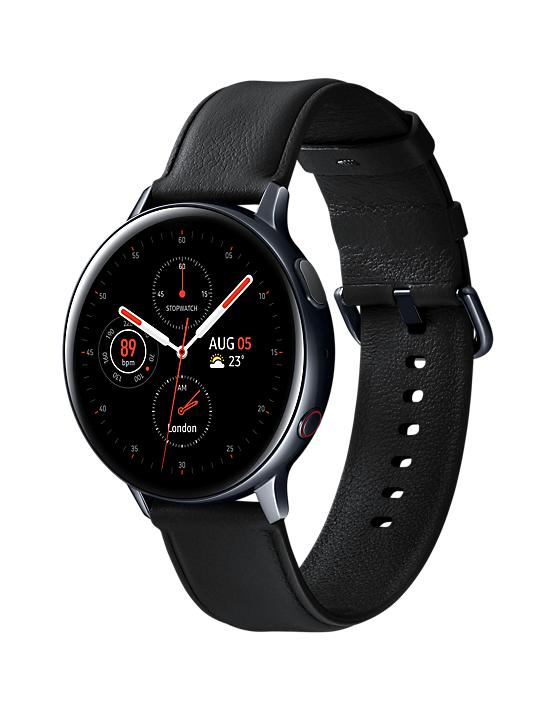 Samsung Galaxy Watch Active2 4G LTE Stainless Steel 40mm - Black & Rose £249 @ Carphone Warehouse