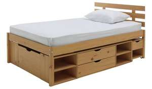 Argos Home Ultimate Storage II Double Bed Frame £255.20
