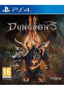 Dungeons 2 - £3.99 / Dungeons 3 - £5.99 (PS4) Delivered @ Base.com