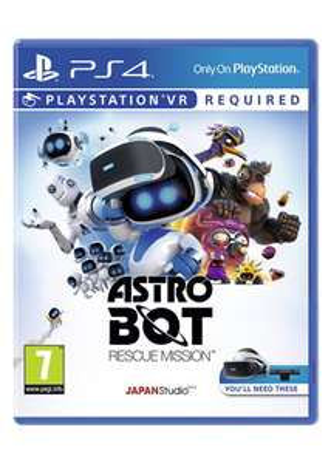 Astro Bot Rescue Mission (PSVR) (PS4) for £12.99 Delivered @ Base