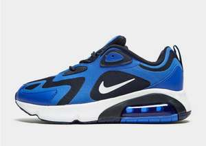 Nike Air Max 200 Mens Trainers £60 (Free Click and Collect) @ JD Sports