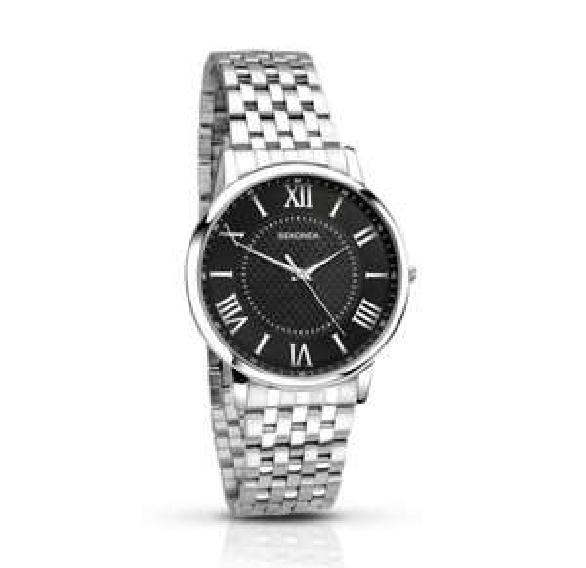 Sekonda - Silver Analogue Bracelet Watch 1332.28 @ Debenhams for £21