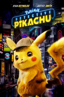 Detective Pikachu in digital 4K £7.99 @ iTunes