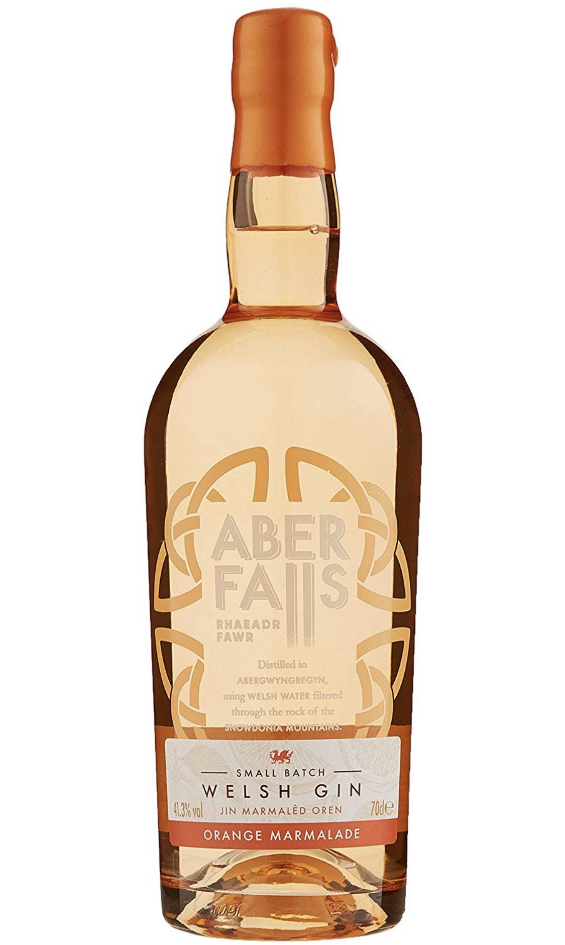 Aber Falls Orange Marmalade Gin, 70cl @ Amazon