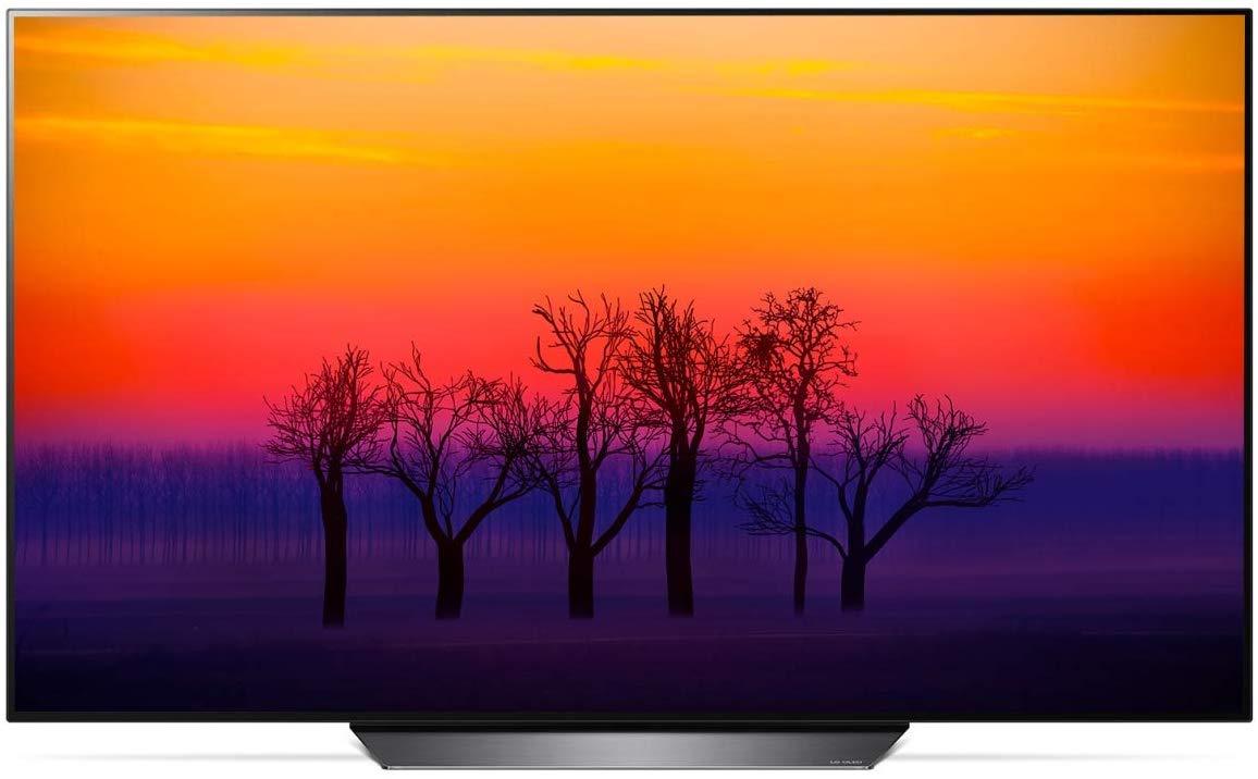 "LG 65"" Smart 4K Ultra HD HDR OLED TV - OLED65B8PLA at Amazon for £1449"