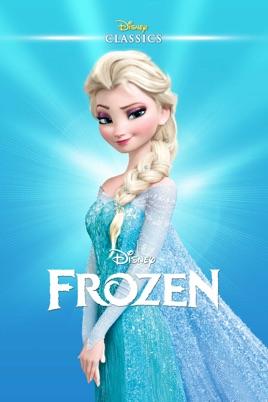Disney's Frozen £4.99 @ iTunes