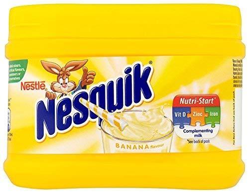 Pack of 10 Nestle Nesquik Banana Flavour Milkshake 300g £8.57 (+£4.49 Non Prime) @ Amazon