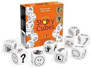 Rory's Story Cubes Game £4.00 @ Amazon (add-on item with £20 spend)