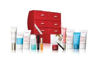 12 Days of Christmas Advent Calendar for Women at Clarins for £42