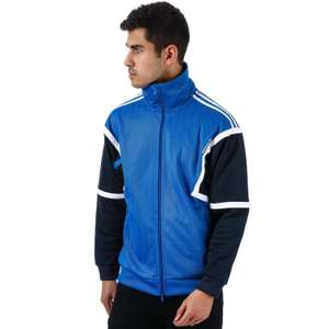 Mens adidas Originals Training Track Jacket in Blue (Size S & M Only) £24.64 Delivered @ Get The Label