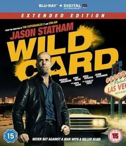 Wild card extended edition new blu ray £2.89 delivered @ Music Magpie