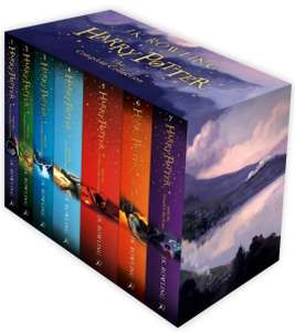 Harry Potter Children's Collection at Amazon for £26.94
