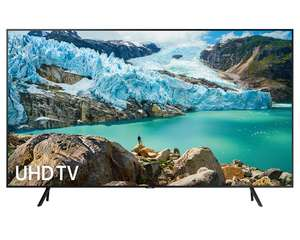 """Samsung UE70RU7020 70"""" Smart 4K Ultra HD TV with HDR10+ at ao.com for £699"""