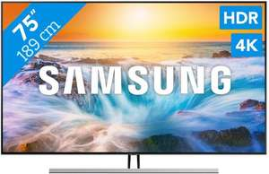 SAMSUNG QE75Q85R - 75 Inch Smart 4K Ultra HD HDR QLED TV with Bixby £1999 @ RGB Direct