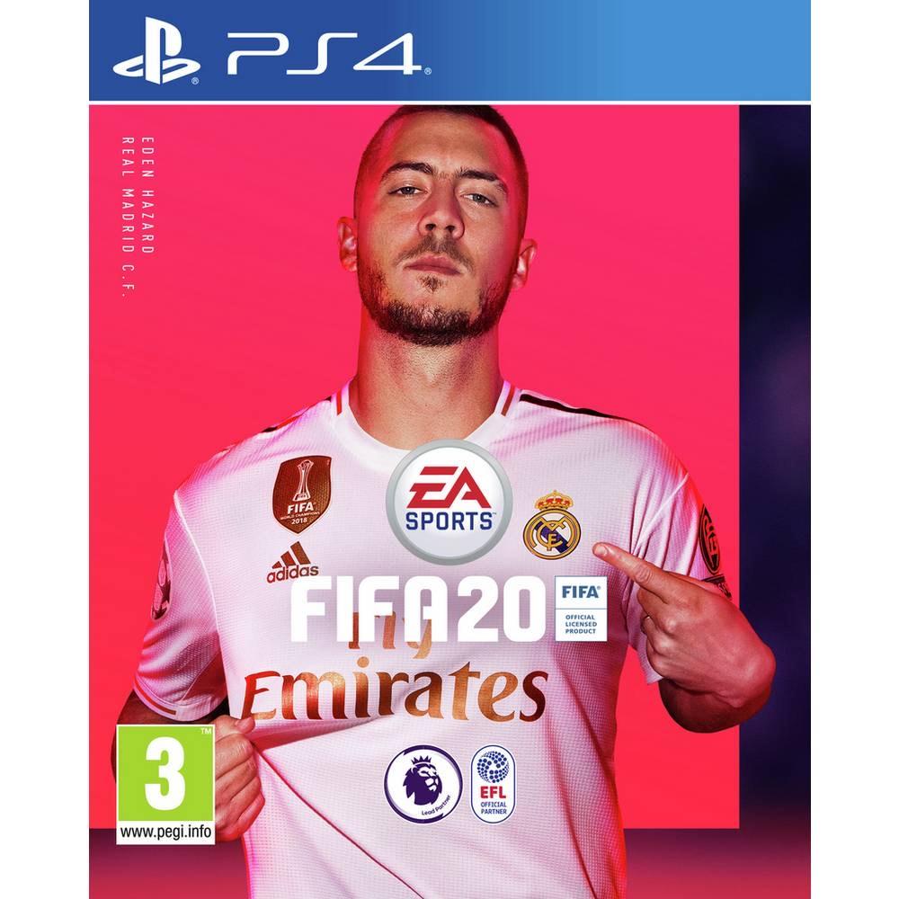 FIFA 20 PS4 digital copy £29.99 - With Code @ Playstation PSN