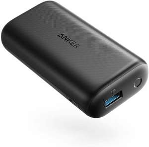 Anker PowerCore 10000 Redux, Ultra-Small Power Bank, 10000mAh Portable Charger for iPhone, Samsung Galaxy, and More @ Amazon / AnkerDirect