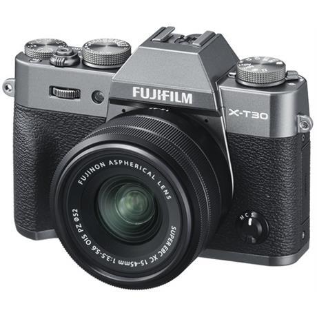 Fujifilm XT30 + 15 - 45mm XC lens £669 (Possibly £519 after cashback) @ Park Cameras