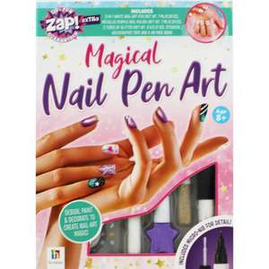 Magical Nail Pen Art £3.50 @ The Works Free c&c