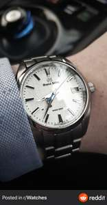 Grand Seiko Snowflake SBGA211 £4590 @ Jura Watches