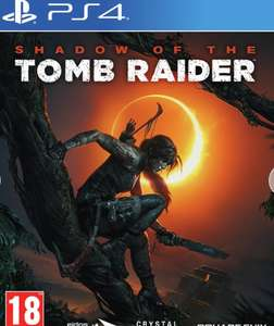 shadow of the tomb Raider vanilla(standard) @argos 11.99