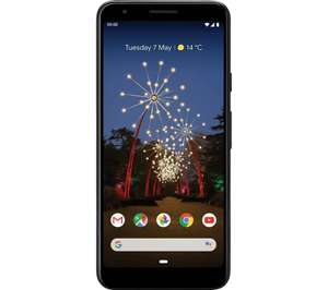 GOOGLE Pixel 3a - 64 GB, Just Black £349 @ Currys