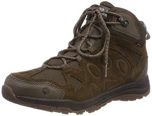 Jack Wolfskin Men's Rocksand Texapore Mid M Wasserdicht High Rise Hiking Shoes - Size 6 £45 @ Amazon