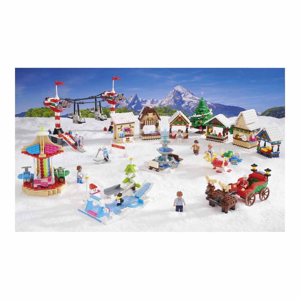 Wilko Blox Christmas Colossal Set - instore @ £17.50