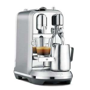 Nespresso Creatista Plus by Sage, Brushed Stainless Steel £249 @ Amazon