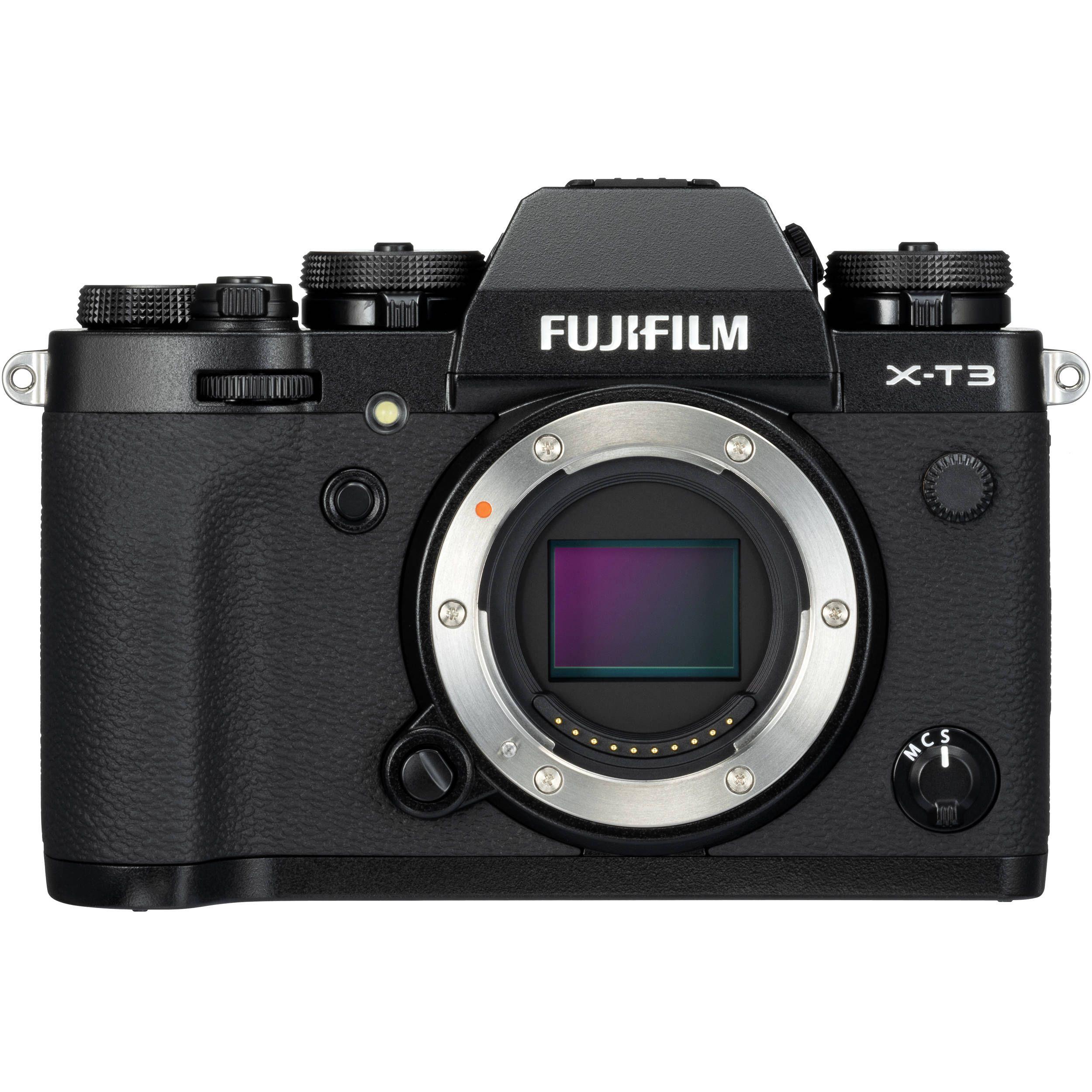 Fujifilm XT3 body + free VPB worth £299. £1099 (Post cashback price £919) @ Wex Photo Video