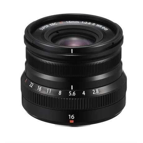 Fujifilm XF 16mm f2.8 R XR WR Lens - Black Prime lens £256.80 @ Park Cameras