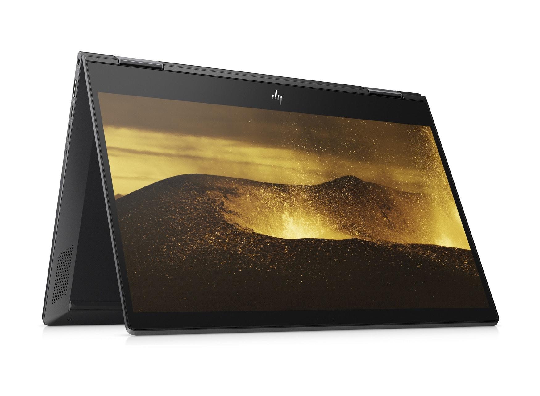 """HP ENVY x360 13"""" AMD Ryzen 5 2 in 1 Laptop - 256 GB SSD, Black £599 @ Currys"""