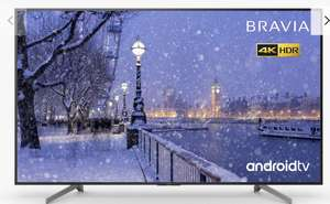 """Sony Bravia KD75XG8505 (2019) LED HDR 4K Ultra HD Smart Android TV, 75"""" with Freeview HD - £1399 delivered @ John Lewis & Partners"""