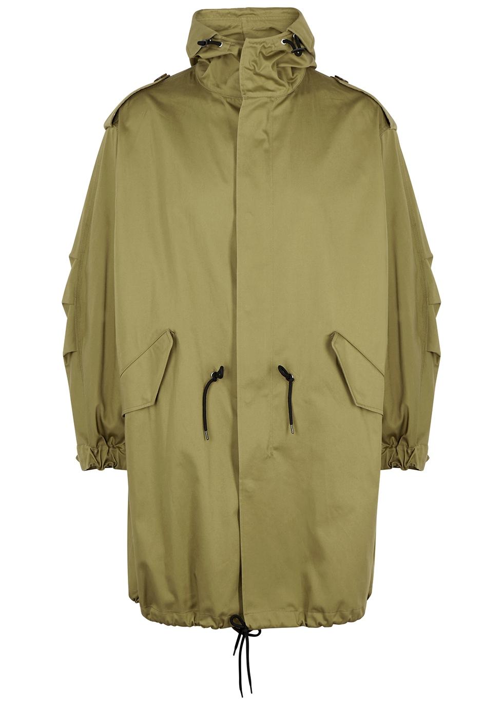 Harvey nichols - Givenchy Parka -40% off - £1191 + free Click and Collect @ Harvey Nichols