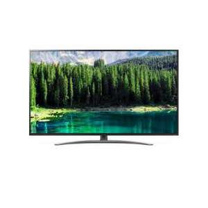 """LG NanoCell 75SM8610PLA 75"""" Super UHD Smart 4K LED Television + 5 Year Warranty - £1699 + free Click and Collect @ hbh-woolacotts"""