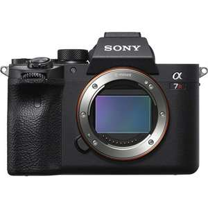Today only - Sony A7R IV Full Frame 61mp £3149.99 @ Park Cameras