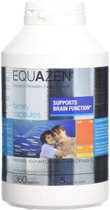 Equazen Family Capsules (360) £19.99 (+£4.49 Non Prime) @ Amazon