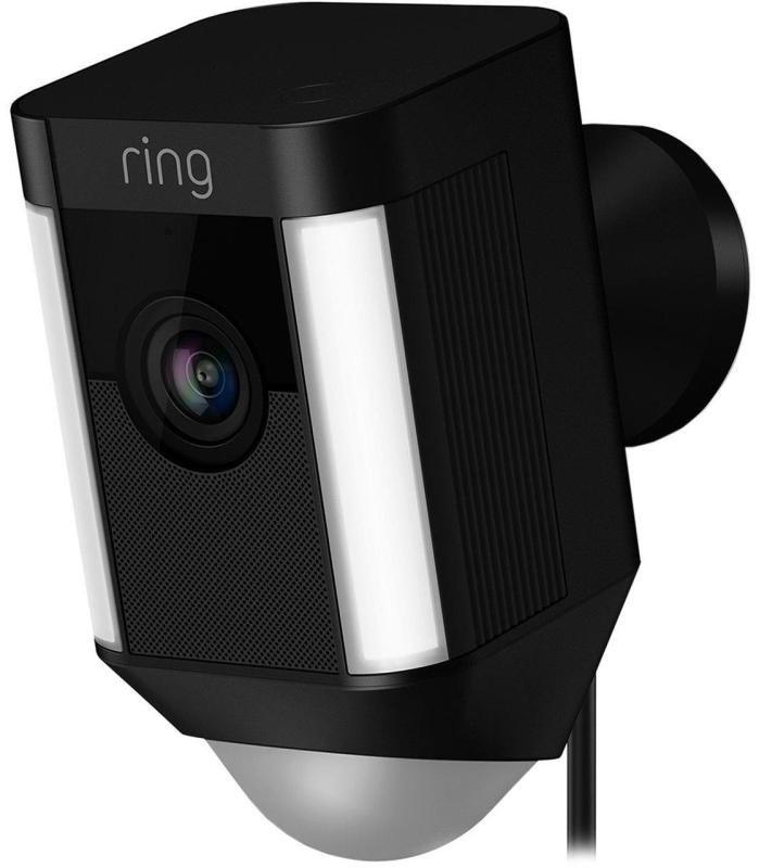 Ring Hardwired Spotlight Cam - Black - £127.79 / £131.28 delivered @ Ebuyer