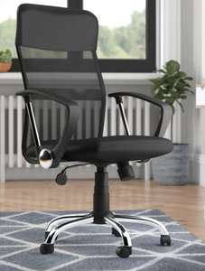 Office chair £38.99 (free delivery) @ Wayfair